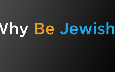 "The story behind the ""Why Be Jewish?"" video"