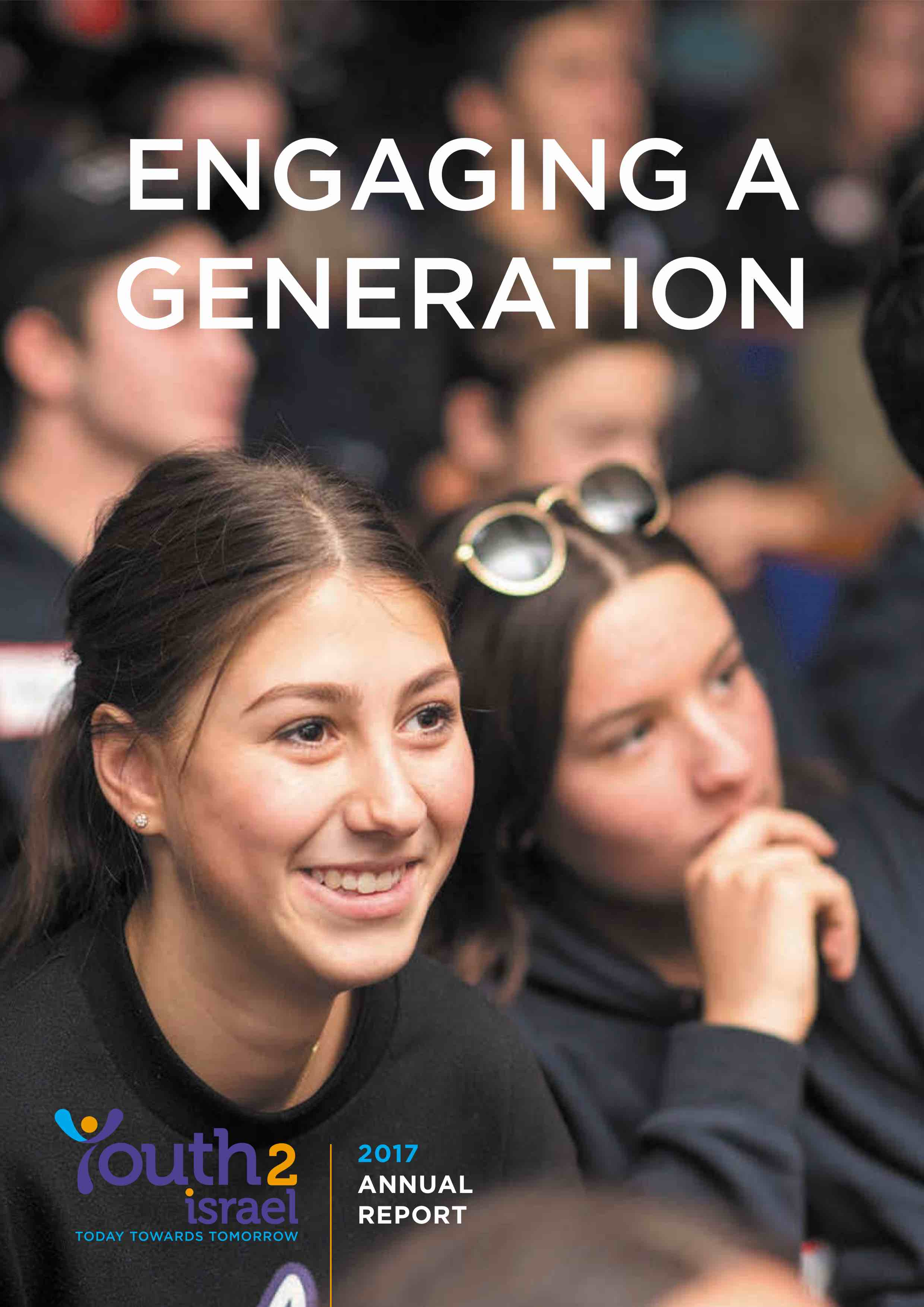 Youth 2 Israel 2017 Annual Report